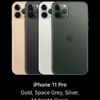 Iphone 11 Pro 64GB Terbaru