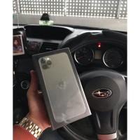 iphone 11 pro max 64GB Midnight green New/greenpeel