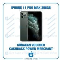 IPHONE 11 PRO MAX 256GB - MIDNIGHT GREEN