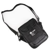 JFR Tas Pinggang Waist Bag Bahan Polyester JT12 Hitam
