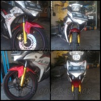 Cover Shock Motor Jupiter MX Old 135 150