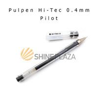 Pulpen Pilot Hi-Tec-C 0.4mm