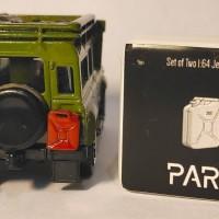 Parvus Models Jerry Can 1 64 Jerigen Diorama Diecast Hot Wheels