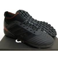 Sepatu Futsal Adidas Predator Tango 18.3 Utility Black - TURF