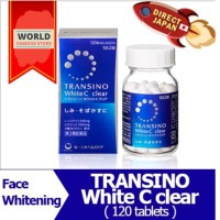 Transino White C Clear 120 tablet