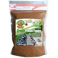Crude Protein Powder Pakan Larva Ikan Tabur Kemasan 1KG