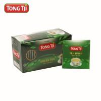 Tong Tji , Green Tea/ Teh Hijau ( Tea Bag/ Teh Celup )