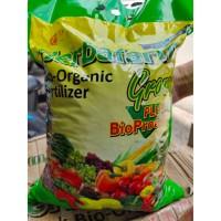 Herbafarm Granul Pupuk Bio Organik Untuk Tanaman 5Kg