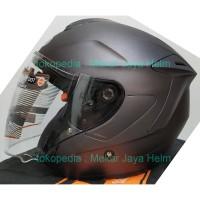 Helm INK Dynamic Gun Met DOFF DOP MATT