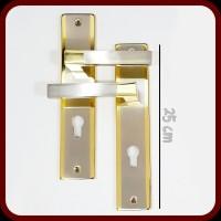 Handle pintu rumah besar gagang pintu plat enkol
