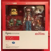 Max Factory Figma 356 Pokemon - Red