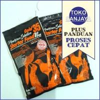 AMS American Selection Gold 35 Starter Food 1st Step Pakan Pur Murai