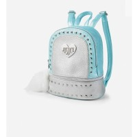Tas justice mini back pack/Pebbled Studded Mini Mini Backpack