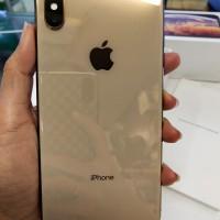 PHONE Xs Max 256 Gb gold Dual Sim Mulus fullset Original Bergaransi