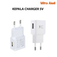 Charger Adaptor/Batok Charger 1A (1 USB Port)