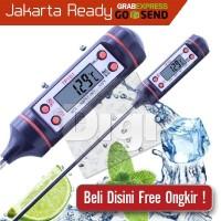 TP101 Digital Termometer Masak Suhu Air Masakan Obat Dapur Thermometer