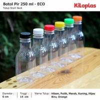 Botol Plastik 250 ml PIR/Botol Pir 250 ml/Botol Plastik 250 ml - ECO