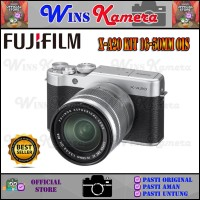 Fujifilm X-A20 / XA20 Kit 16-50mm OIS ORIGINAL - Brown, Non Paket