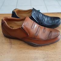 sepatu pria kulit asli gats GP 0003