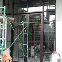 Perlengkapan Kusen Pintu Jendela Ornament Pesanan Pak.Subhan