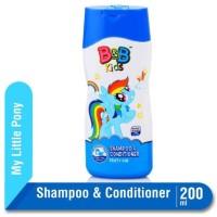 BnB Kids Shampoo Conditioner 200ml