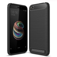 Soft Case Xiaomi Redmi 5A Case Cover Ipaky Carbon Fiber Soft Series
