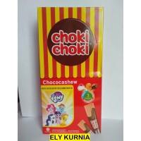 Choki Choki Chococashew 1 Box isi 20 pcs / Choki Choki Coklat