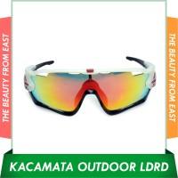 Kacamata LDRD Outdoor Sport Rider Polarized Include 3 Lensa