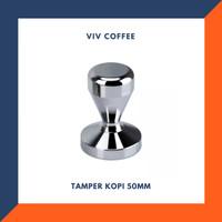 Tamper Kopi Stainless Steel 50mm