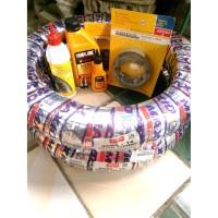 Paket ban tubeless Maxio Uk. 70.90-14 dan 80.90-14 Yamaha Mio Sporty 2