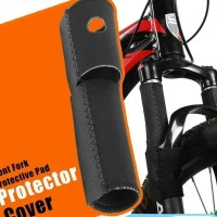 Bicycle Frame Chain Protector Cycling MTB Bike Front Fork Guard
