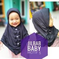 jilbab bayi/balita/baby simple anak lucu unik cantik adem