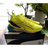 Sepatu Basket 🔥 Puma Uproar Lime Light