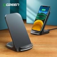 Ugreen Desktop Wireless Charger Black-60228