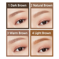 PRE ORDER-KOREA ETUDE HOUSE Color My Brows Designing Duo 0.2g+2g