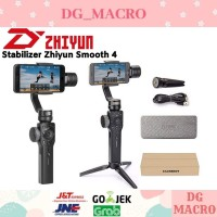 ZHIYUN SMOOTH 4 - 3 AXIS GIMBAL STABILIZER FOR SMARTPHONE