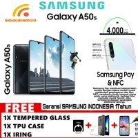 SAMSUNG GALAXY A50s Ram 4/64GB Garansi Resmi SEIN