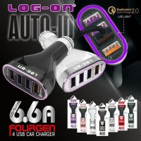 LOG ON CHARGER MOBIL QUALCOMM 2.0 QUICKCHARGE