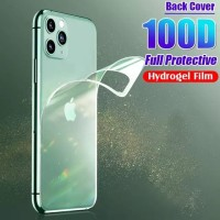 IPHONE 11 / 11 PRO / 11 PRO MAX ANTI GORES BELAKANG CLEAR HYDROGEL