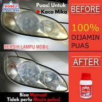 PEMBERSIH LAMPU MOBIL - BL18 BRIGHT LIGHT (LAMPU TERANG) - DOBELI