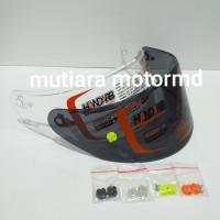paket flat visor helm nhk rx9 gm racepro/helm nhk/helm gm racepro