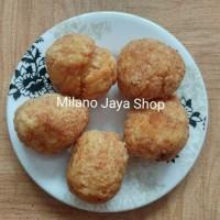 Adonan Bakso Goreng Ayam 500g Home made KHUSUS GOJEK GRAB