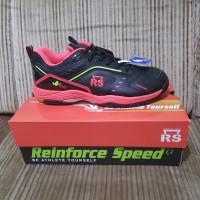 Sepatu Badminton RS Jeffer 862 JF 862 asli