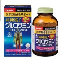 Orihiro Glucosamine 1500MG High Purity Grain isi 900 tablet from Japan