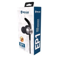 Rexus Earphone EP1 With Earhook / Earphone Rexus EP1