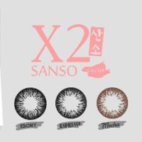 Softlens X2 Sanso Black/X2 Sanso Black/X2 Sanso New/X2 Big Eyes