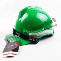 Helm Kerja Proyek Scotlight UVEE Green Hijau SUPER QUALITY