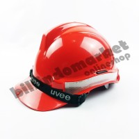 Helm Kerja Proyek Scotlight UVEE Red Merah SUPER QUALITY