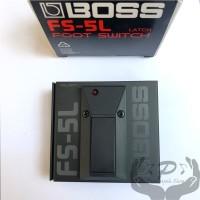 BOSS FS-5L Foot Switch FS 5L Original FS5L Footswitch Efek Gitar