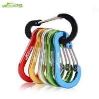 BOOMS Carabiner Gantungan Kunci Not For Climbing